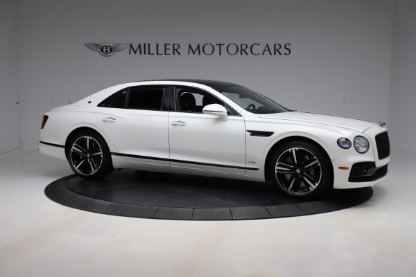 New 2020 Bentley Flying Spur W12 First Edition for sale $274,135 at Maserati of Westport in Westport CT 06880 10