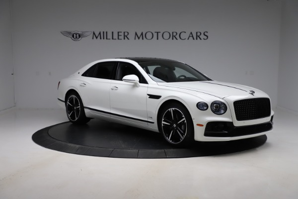 New 2020 Bentley Flying Spur W12 First Edition for sale $274,135 at Maserati of Westport in Westport CT 06880 11