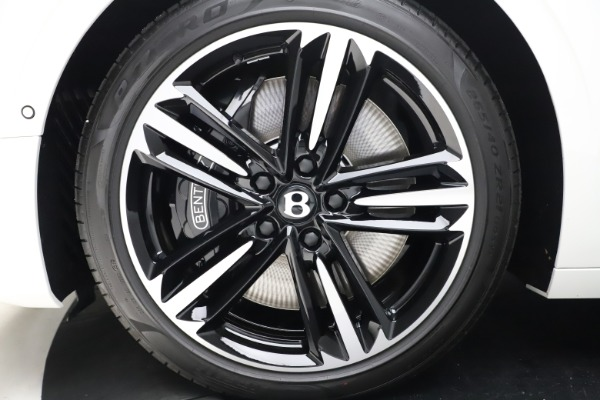 New 2020 Bentley Flying Spur W12 First Edition for sale $274,135 at Maserati of Westport in Westport CT 06880 16