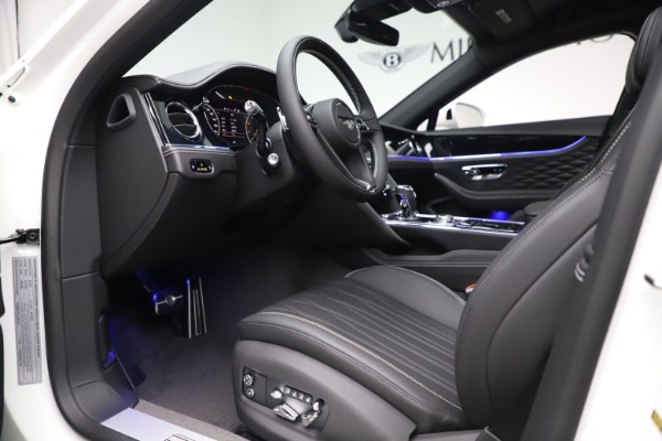 New 2020 Bentley Flying Spur W12 First Edition for sale $274,135 at Maserati of Westport in Westport CT 06880 18