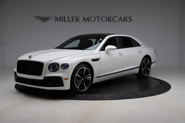 New 2020 Bentley Flying Spur W12 First Edition for sale $274,135 at Maserati of Westport in Westport CT 06880 2