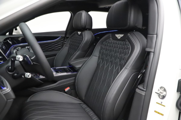 New 2020 Bentley Flying Spur W12 First Edition for sale $274,135 at Maserati of Westport in Westport CT 06880 20