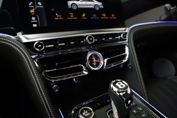 New 2020 Bentley Flying Spur W12 First Edition for sale $274,135 at Maserati of Westport in Westport CT 06880 22