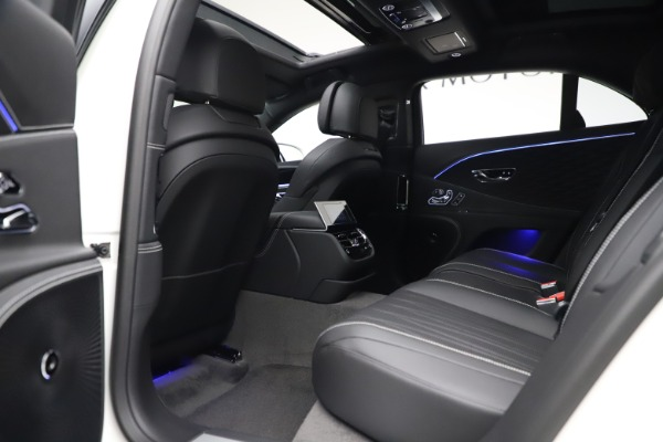 New 2020 Bentley Flying Spur W12 First Edition for sale $274,135 at Maserati of Westport in Westport CT 06880 24