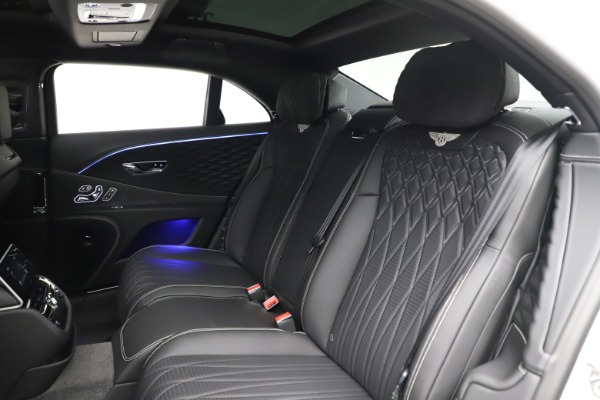 New 2020 Bentley Flying Spur W12 First Edition for sale $274,135 at Maserati of Westport in Westport CT 06880 26