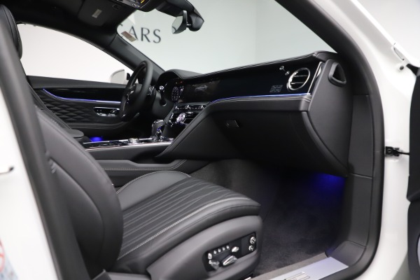 New 2020 Bentley Flying Spur W12 First Edition for sale $274,135 at Maserati of Westport in Westport CT 06880 28
