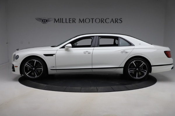 New 2020 Bentley Flying Spur W12 First Edition for sale $274,135 at Maserati of Westport in Westport CT 06880 3