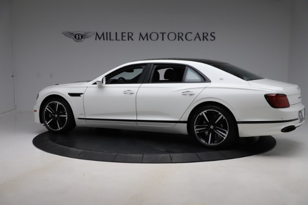 New 2020 Bentley Flying Spur W12 First Edition for sale $274,135 at Maserati of Westport in Westport CT 06880 4