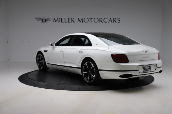 New 2020 Bentley Flying Spur W12 First Edition for sale $274,135 at Maserati of Westport in Westport CT 06880 5