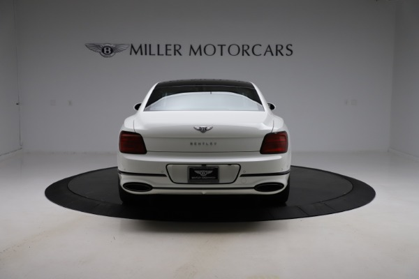 New 2020 Bentley Flying Spur W12 First Edition for sale $274,135 at Maserati of Westport in Westport CT 06880 6