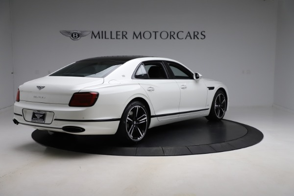 New 2020 Bentley Flying Spur W12 First Edition for sale $274,135 at Maserati of Westport in Westport CT 06880 8