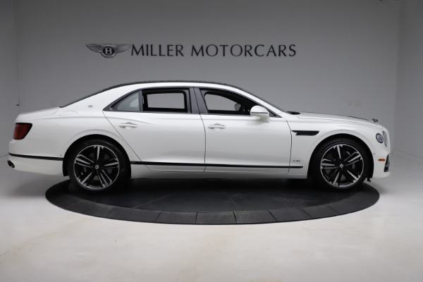 New 2020 Bentley Flying Spur W12 First Edition for sale $274,135 at Maserati of Westport in Westport CT 06880 9