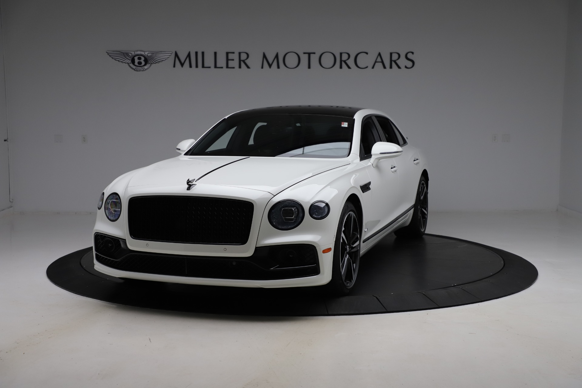 New 2020 Bentley Flying Spur W12 First Edition for sale $274,135 at Maserati of Westport in Westport CT 06880 1