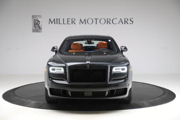 New 2020 Rolls-Royce Ghost for sale $432,200 at Maserati of Westport in Westport CT 06880 2