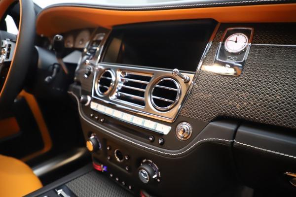 New 2020 Rolls-Royce Ghost for sale $432,200 at Maserati of Westport in Westport CT 06880 27