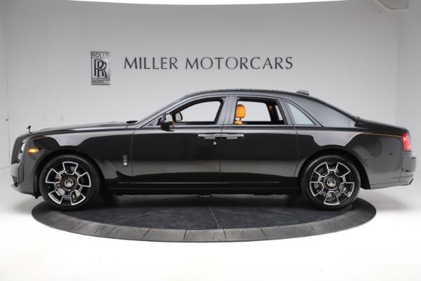 New 2020 Rolls-Royce Ghost for sale $432,200 at Maserati of Westport in Westport CT 06880 3