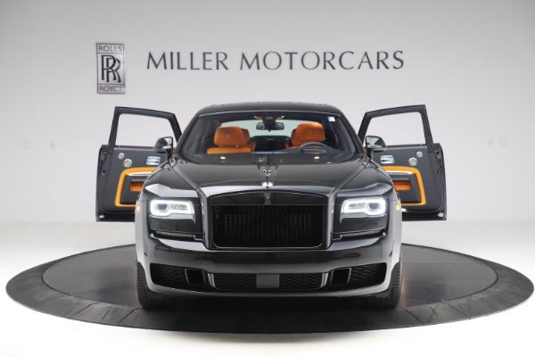 New 2020 Rolls-Royce Ghost for sale $432,200 at Maserati of Westport in Westport CT 06880 8