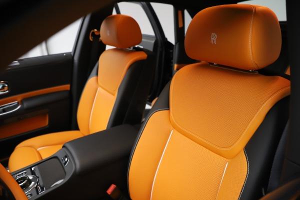 New 2020 Rolls-Royce Ghost for sale $432,200 at Maserati of Westport in Westport CT 06880 9