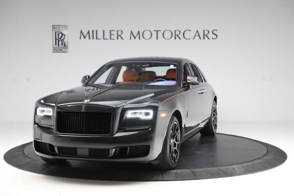 New 2020 Rolls-Royce Ghost for sale $432,200 at Maserati of Westport in Westport CT 06880 1
