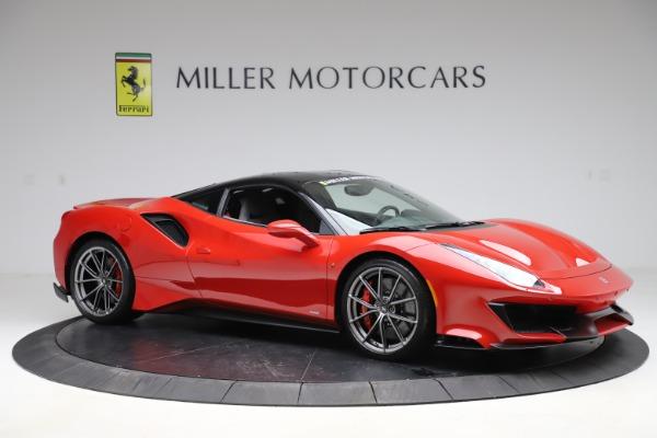 Used 2019 Ferrari 488 Pista for sale $451,702 at Maserati of Westport in Westport CT 06880 10