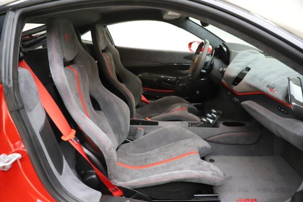 Used 2019 Ferrari 488 Pista for sale $451,702 at Maserati of Westport in Westport CT 06880 17