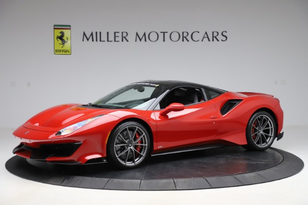 Used 2019 Ferrari 488 Pista for sale $451,702 at Maserati of Westport in Westport CT 06880 2
