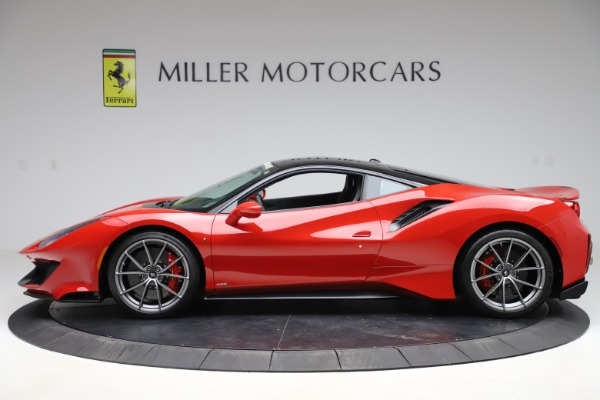 Used 2019 Ferrari 488 Pista for sale $451,702 at Maserati of Westport in Westport CT 06880 3