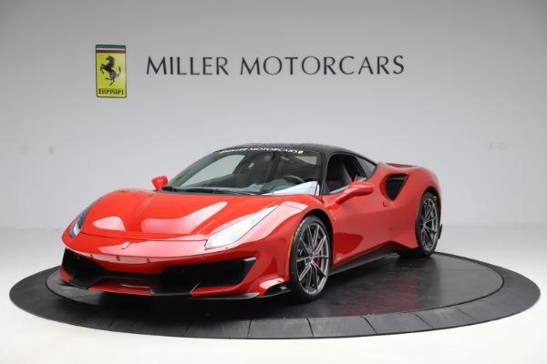 Used 2019 Ferrari 488 Pista for sale $451,702 at Maserati of Westport in Westport CT 06880 1