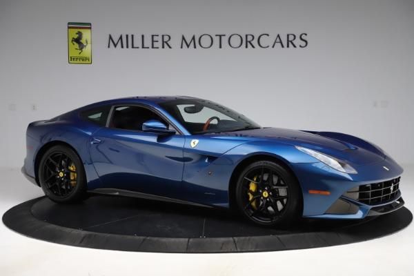 Used 2015 Ferrari F12 Berlinetta for sale Sold at Maserati of Westport in Westport CT 06880 10