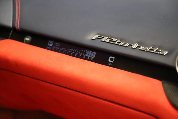 Used 2015 Ferrari F12 Berlinetta for sale Sold at Maserati of Westport in Westport CT 06880 23