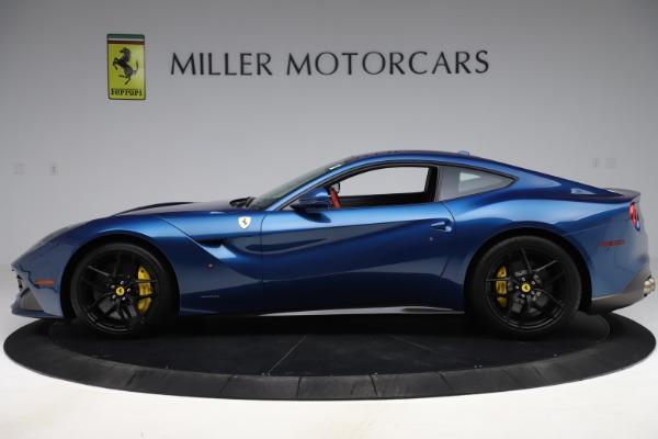 Used 2015 Ferrari F12 Berlinetta for sale Sold at Maserati of Westport in Westport CT 06880 3