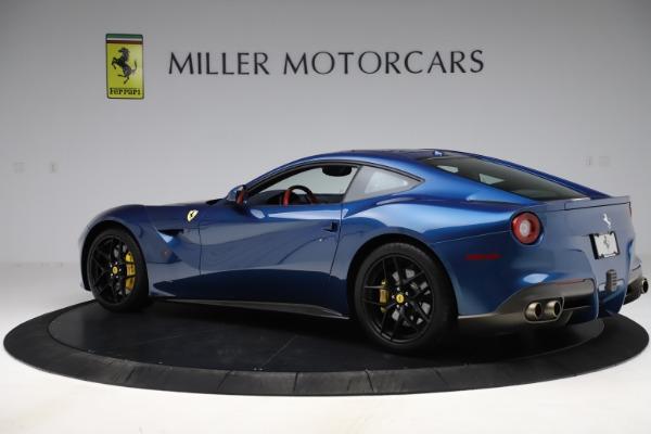 Used 2015 Ferrari F12 Berlinetta for sale Sold at Maserati of Westport in Westport CT 06880 4