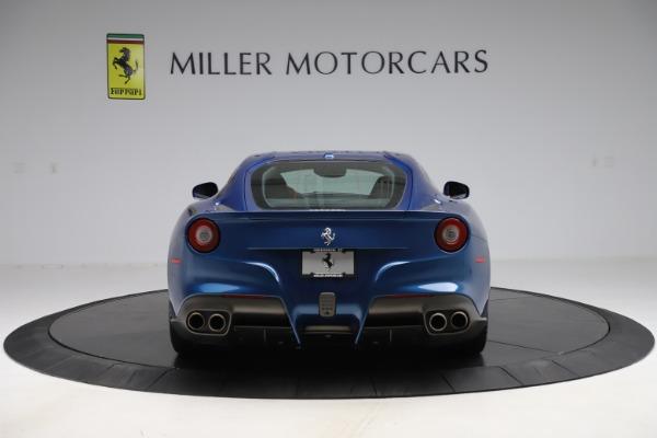 Used 2015 Ferrari F12 Berlinetta for sale Sold at Maserati of Westport in Westport CT 06880 6