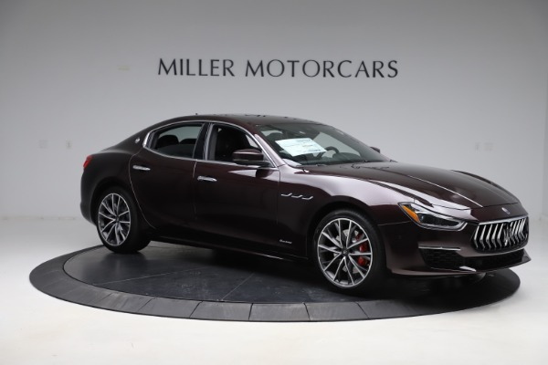 New 2020 Maserati Ghibli S Q4 GranLusso for sale $94,335 at Maserati of Westport in Westport CT 06880 10