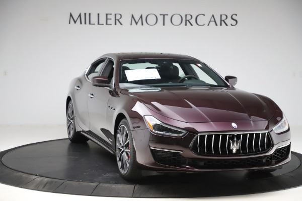 New 2020 Maserati Ghibli S Q4 GranLusso for sale $94,335 at Maserati of Westport in Westport CT 06880 11