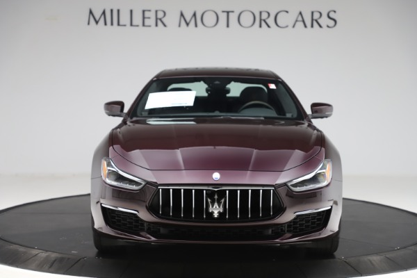 New 2020 Maserati Ghibli S Q4 GranLusso for sale $94,335 at Maserati of Westport in Westport CT 06880 12