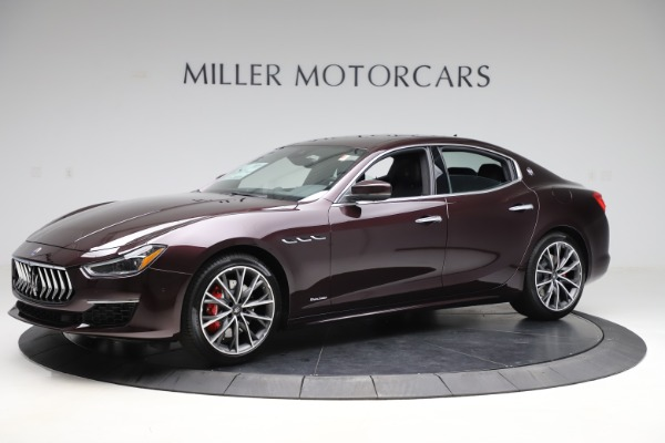 New 2020 Maserati Ghibli S Q4 GranLusso for sale $94,335 at Maserati of Westport in Westport CT 06880 2