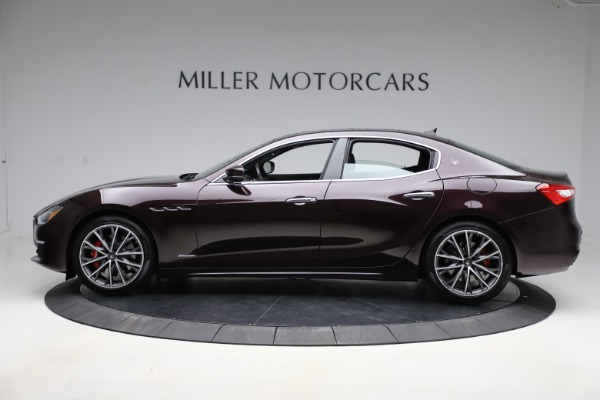 New 2020 Maserati Ghibli S Q4 GranLusso for sale $94,335 at Maserati of Westport in Westport CT 06880 3
