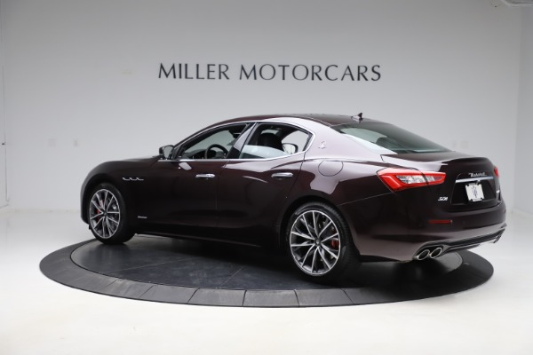 New 2020 Maserati Ghibli S Q4 GranLusso for sale $94,335 at Maserati of Westport in Westport CT 06880 4