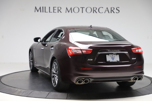 New 2020 Maserati Ghibli S Q4 GranLusso for sale $94,335 at Maserati of Westport in Westport CT 06880 5
