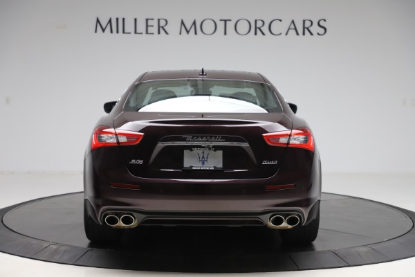 New 2020 Maserati Ghibli S Q4 GranLusso for sale $94,335 at Maserati of Westport in Westport CT 06880 6