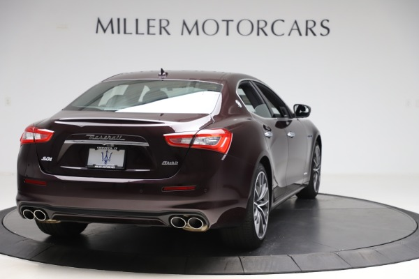 New 2020 Maserati Ghibli S Q4 GranLusso for sale $94,335 at Maserati of Westport in Westport CT 06880 7