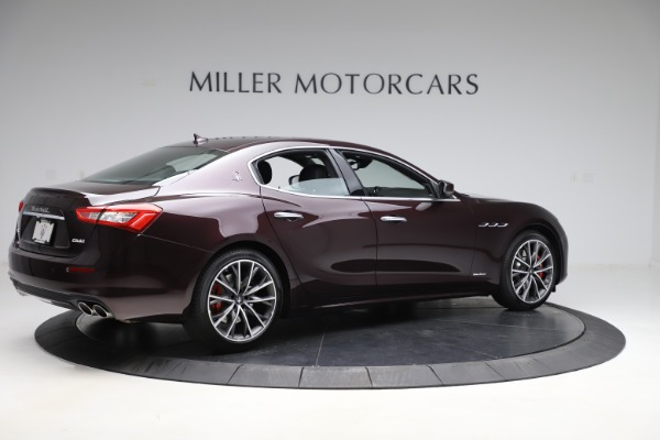 New 2020 Maserati Ghibli S Q4 GranLusso for sale $94,335 at Maserati of Westport in Westport CT 06880 8