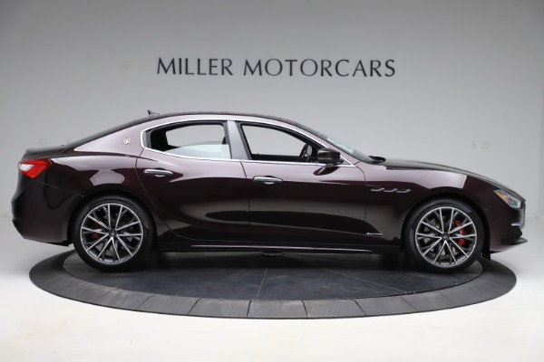 New 2020 Maserati Ghibli S Q4 GranLusso for sale $94,335 at Maserati of Westport in Westport CT 06880 9
