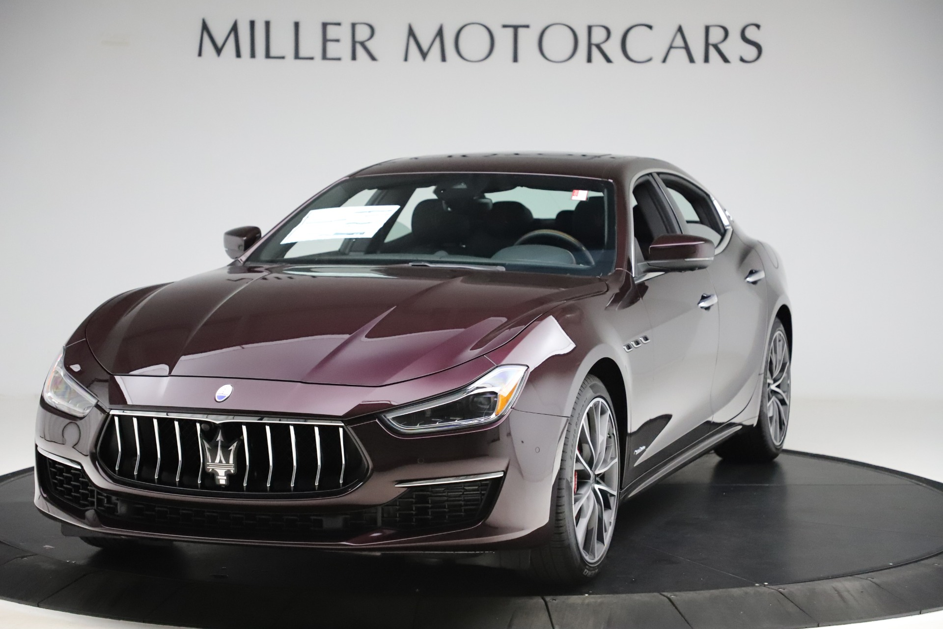 New 2020 Maserati Ghibli S Q4 GranLusso for sale $94,335 at Maserati of Westport in Westport CT 06880 1