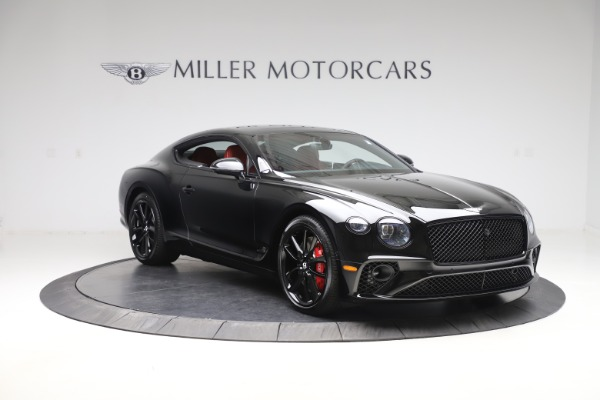 New 2020 Bentley Continental GT W12 for sale $277,935 at Maserati of Westport in Westport CT 06880 11