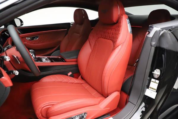 New 2020 Bentley Continental GT W12 for sale $277,935 at Maserati of Westport in Westport CT 06880 20