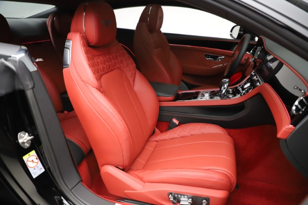New 2020 Bentley Continental GT W12 for sale $277,935 at Maserati of Westport in Westport CT 06880 27
