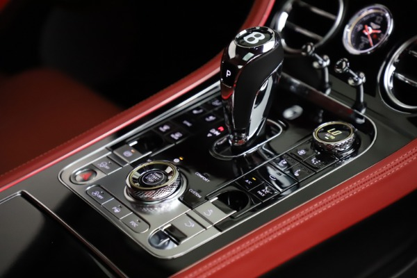 New 2020 Bentley Continental GT W12 for sale $277,935 at Maserati of Westport in Westport CT 06880 28