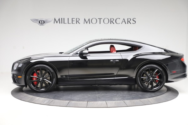 New 2020 Bentley Continental GT W12 for sale $277,935 at Maserati of Westport in Westport CT 06880 3